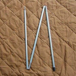 ogawa(小川キャンパル) ALアップライトポール130cm 3本継 3023