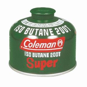 Coleman(コールマン) 純正イソブタンガス燃料[Tタイプ]230g 5103A200T キャンプ用ガスカートリッジ