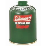 Coleman(コールマン) 純正イソブタンガス燃料[Tタイプ]470g 5103A450T キャンプ用ガスカートリッジ