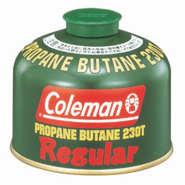 Coleman(コールマン) 純正LPガス燃料[Tタイプ]230g 5103A230T キャンプ用ガスカートリッジ