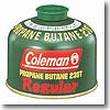 Coleman(コールマン) 純正LPガス燃料[Tタイプ]230g