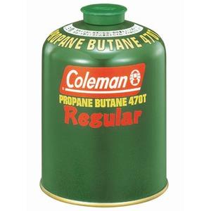 Coleman(コールマン) 純正LPガス燃料[Tタイプ]470g 5103A470T キャンプ用ガスカートリッジ
