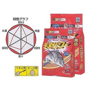 マルキュー(MARUKYU) チヌパワー 1.2kg