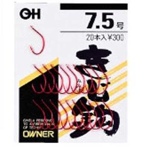 オーナー針 OHきじ釣 (手巻) 40148 鮎・渓流仕掛け