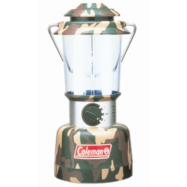 Coleman(コールマン) 蛍光灯ランタンカモフラージュ 5344C700XJ 電池式