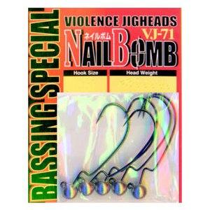 カツイチ(KATSUICHI) Nail Bomb 3/32oz-#2 VJ-71