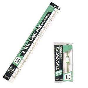 カツイチ(KATSUICHI) カメレオンソフト40cm 1.5 鮎用天糸・仕掛け糸・その他