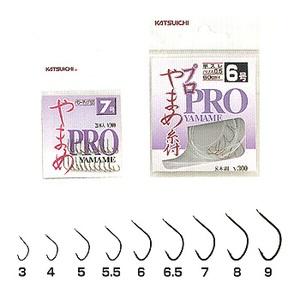 カツイチ(KATSUICHI) プロ・やまめ 21本入 6号 茶