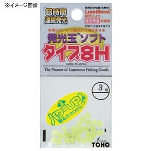 東邦産業 NT発光玉ソフト タイプ8H 6号 グリーン