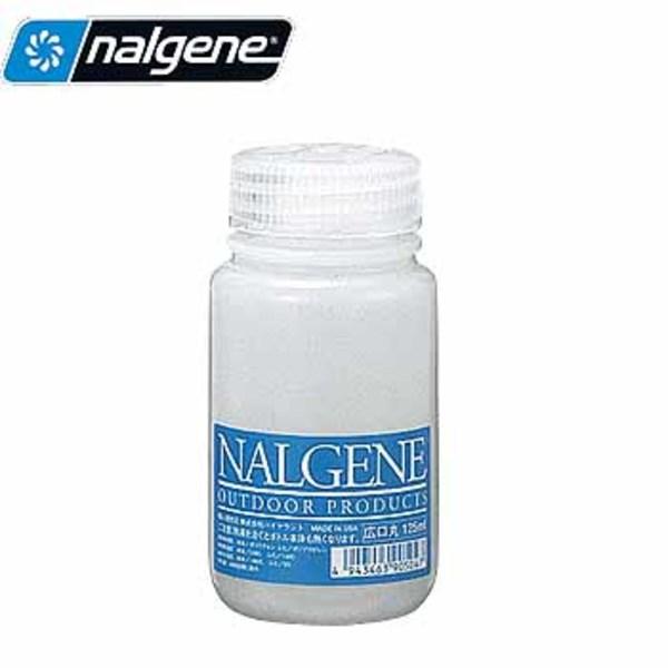 nalgene(ナルゲン) 広口丸形ボトル125ml 90504 調味料入れ