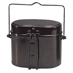 ロゴス(LOGOS)ロゴスハンドル付飯盒