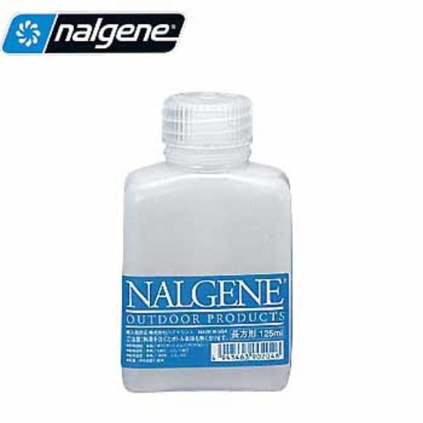 nalgene(ナルゲン) 広口長方形ボトル125ml 90204 調味料入れ