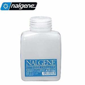 nalgene(ナルゲン)広口長方形ボトル250ml