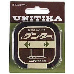 ユニチカ(UNITIKA) グンター 10m 0.6号 カモフラージュブラウン