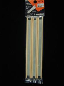 ナカジマ クッション竹糸枠 160m/m 980