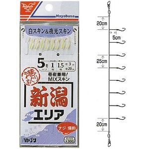 ハヤブサ(Hayabusa) 港めぐり 新潟 8号-3 AS-009