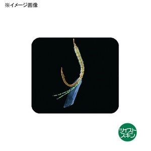 ハヤブサ(Hayabusa)50本入 ツイストスキンパール 新アジ鈎