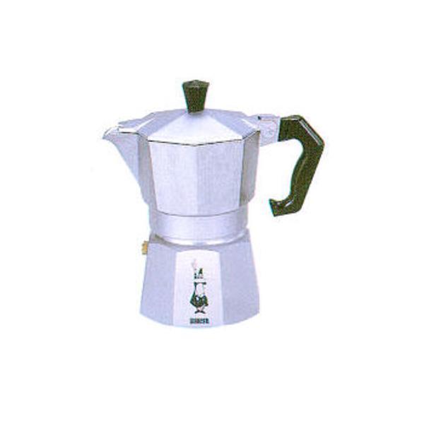 BIALETTI(ビアレッティ) モカエクスプレス3カップ用 BEX-3 パーコレーター&バネット