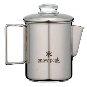 スノーピーク(snow peak)ステンレスパーコレーター6カップ