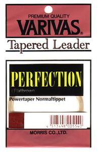 モーリス(MORRIS) VARIVAS PERFECTION 9ft 4X フラットブラウン