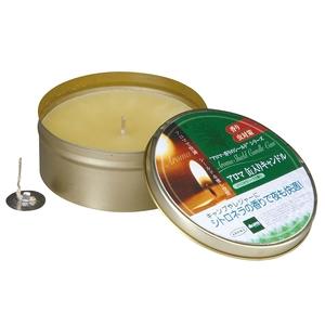 ロゴス(LOGOS) (虫よけ)アロマ缶入りキャンドル 84660000 防虫、殺虫用品