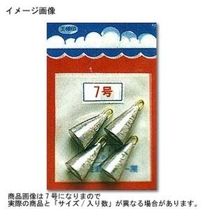 第一精工 パックオモリ釣鐘型30号 23086
