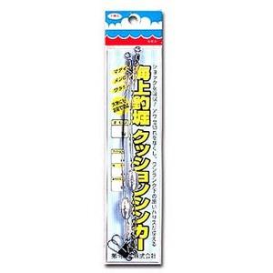 第一精工 海上釣堀クッションシンカー3号 22197 ガン玉・割ビシ・オモリ