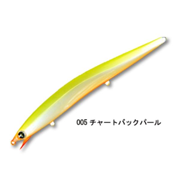 アムズデザイン(ima) ima gene 130 122005 ミノー(リップ付き)