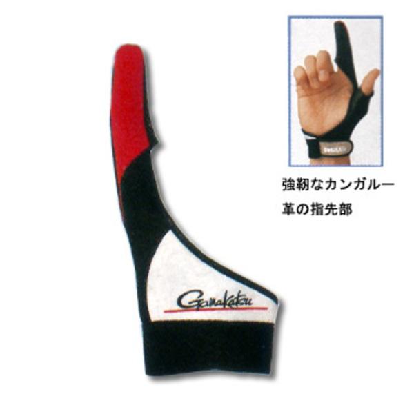 がまかつ(Gamakatsu) キャスティングプロテクター 57123-1-3 ファイブフィンガーレス(フィッシング)