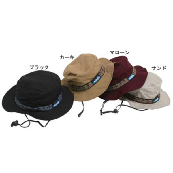 KAVU(カブー) ストラップバケットハット 11863452725008 ハット(メンズ&男女兼用)