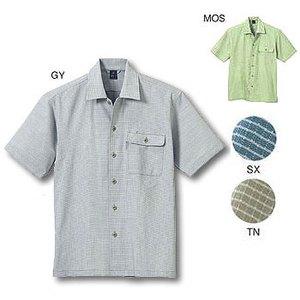 モンベル(montbell) WIC.ストレッチハーフスリーブシャツ Men's