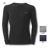 モンベル(montbell) ジオライン EXP.ラウンドネックシャツ Men's 1107374 メンズ&男女兼用長袖アンダーシャツ