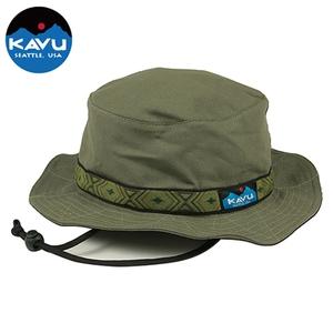 KAVU(カブー) Strap Bucket Hat(ストラップ バケット ハット) 11863452207004 ハット(メンズ&男女兼用)