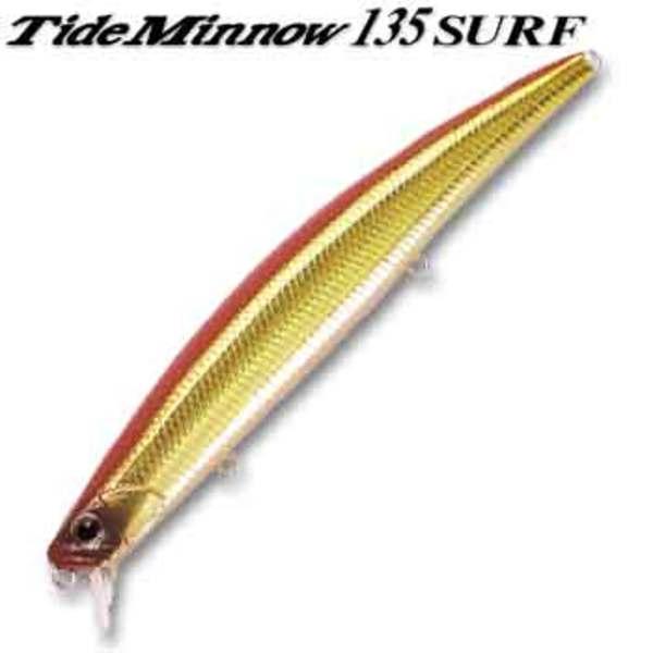 デュオ(DUO) タイドミノーSURF TM135SURF ミノー(リップ付き)