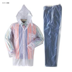 ロゴス(LOGOS) ビニールレインスーツ 21015002 レインスーツ(メンズ&男女兼用上下)