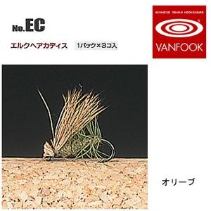 ヴァンフック(VANFOOK) エルクヘアーカディス #16 オリーブ EC-1602