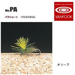 ヴァンフック(VANFOOK) パラシュート PA-1804