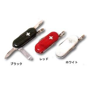 【送料無料】A&F COUNTRY(エイアンドエフカントリー) ジッパーナイフ 3cm ホワイト 06860007
