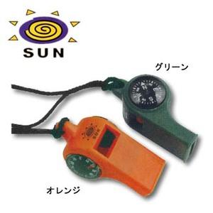 SUN(サン) トリプル ホイッスル 11500001 ホイッスル