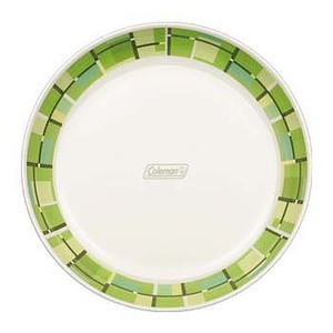 Coleman(コールマン) メラミンプレート 170-9137 メラミン&プラスティック製お皿