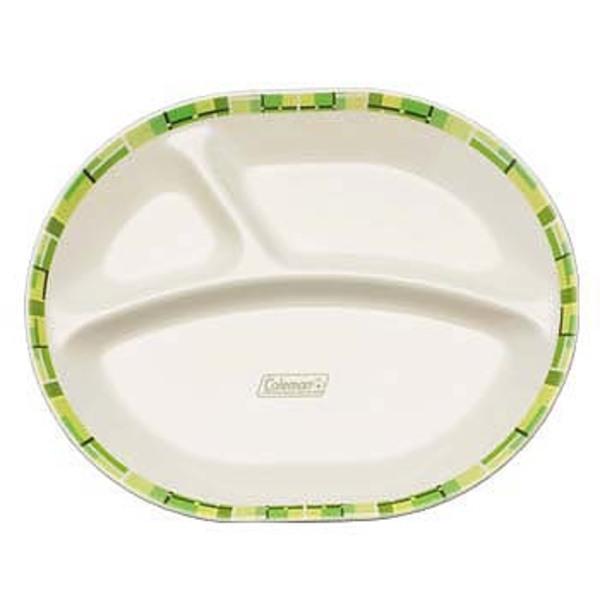 Coleman(コールマン) メラミンランチプレート 170-9139 メラミン&プラスティック製お皿