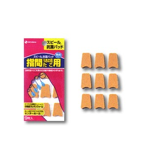 ニチバン スピール抗菌パッド指間SPPSK+F591 EBN206