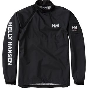 【送料無料】HELLY HANSEN(ヘリーハンセン) HH11703 TEAM SMOCK TOP 2 M KO(ブラックオーシャン)