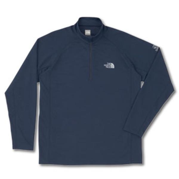 THE NORTH FACE(ザ・ノースフェイス) L/S ULTRAWICK ZIPUP NT35524 メンズ長袖Tシャツ