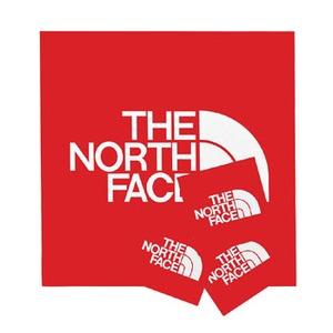 THE NORTH FACE(ザ・ノースフェイス) TNFステッカー NN-9719