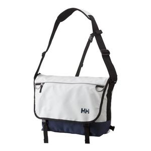 【送料無料】HELLY HANSEN(ヘリーハンセン) HY91722 アーケル メッセンジャー バッグ 20L W(ホワイト)