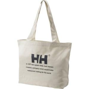 HELLY HANSEN(ヘリーハンセン) HY91733 LOGO TOTE M HB(ヘリーブルー)
