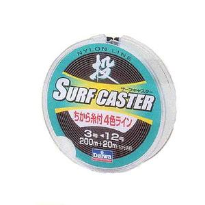 ダイワ(Daiwa) サーフキャスター4色ちから糸付R 4630151 投げ用ちから糸