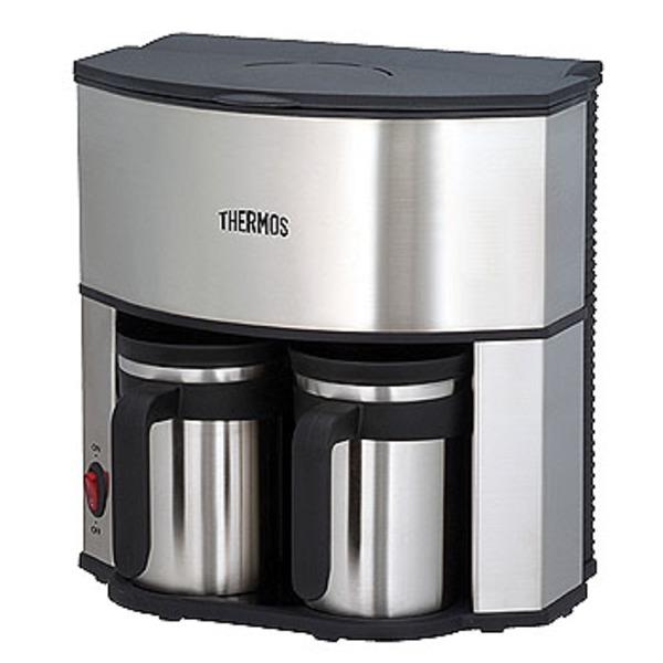 サーモス(THERMOS) 真空断熱マグコーヒーメーカーECA-480 ECA-480 パーコレーター&バネット