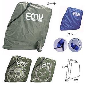 オーストリッチ(OSTRICH) E-10 輪行袋 ブルー